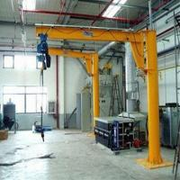 China Portable Jib Crane with Simple Installation on sale