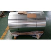 Uncladding Heat Exchanger Thick Aluminum Foil Anti - Collapsing H14 140 - 185 MPa for sale