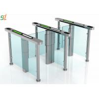 Wholesale RFID Electronic Swing Gate Turnstile COM Signal Output Interface Controlled from china suppliers