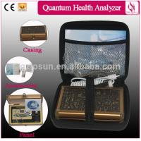 Wholesale Suicase Full Body Comosition Quantum Resonance Magnetic Analyzer from china suppliers