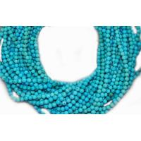 Wholesale 2mm to 22mm natural turquoise round beads 16 inch turquoise jewelry from china suppliers