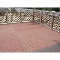 China wpc decking boards on sale