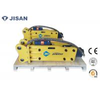China EDT450 Hammer Rock Breaker Machine Hydraulic Tools For JOHN DEERE Excavator on sale