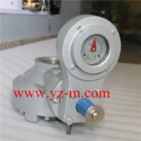 Wholesale BA series bevel gear actuator with gauge , top open and lose ,manaul bevel gear operator from china suppliers