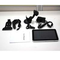 Quality Black 128M GPS Car Navigation System With MediaTek MT3351 533MHz for sale