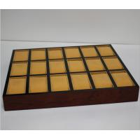 Wholesale High Quality Wooden Bracelet Box Jewellery Packaging Storage Tray For Watch from china suppliers