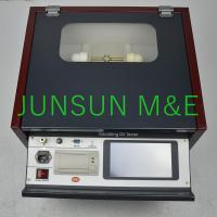 Wholesale JS-502A Series High Quality 100KV Touch Screen Full-Automatic Transformer Oil Dielectric Strength Tester from china suppliers