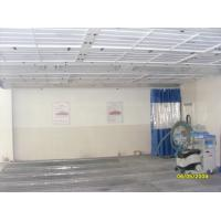 Quality Galvanized Steel Basement Insulation Car Spray Preparation room, Paint Prep Station for sale