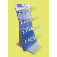 Wholesale Advertising Standee with Pegboard display from china suppliers
