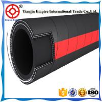 Wholesale 8'' inch black 30 meter long BP 30 bar black air and water suction and discharge hose from china suppliers