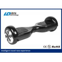 Buy cheap Black Smart Electric Balance Board , Mini Smart Self Balancing Electric Unicycle Scooter from wholesalers