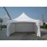 Buy cheap Professional 4x4 Gazebo Canopy / Outside Waterproof Pagoda Tent from wholesalers