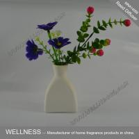 Wholesale Really Good Smelling Ceramic Flower Reed Diffuser Customized Fragrance Scented from china suppliers