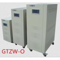Buy cheap Single Phase Automatic Voltage Stabilizer Adjusted Digital Control With Gray from wholesalers
