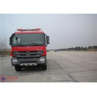 Wholesale Mercedes Commercial Fire Trucks Max Speed 100KM/H With Pressure Combustion Engine from china suppliers