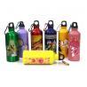 Oem Logo Silver Aluminum Bottles 500Ml Aluminum Water Bottles Aluminum Water Bottle Sublimation for sale