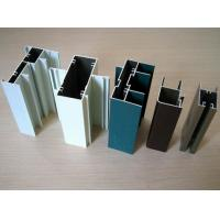 Wholesale T5 / T6 Aluminum Extrusion Profiles For Broken Bridge Insulation Windows from china suppliers