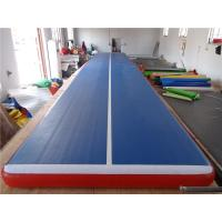Wholesale Professional Lightweight Inflatable Air Track Gym Mat Water Resistant from china suppliers