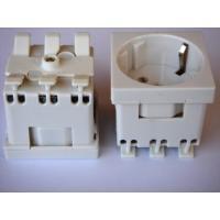 Wholesale Multi Color Germany European Wall Plug , European Electrical Outlet 250VAC 16A from china suppliers