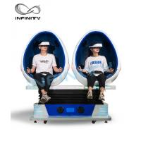 Wholesale INFINITY Amusement Equipment 9D VR Cinema / Virtual Reality Simulator Games For Theme Park from china suppliers