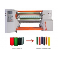 Wholesale 2 Shafts Tape Winding Rewinder Machine from china suppliers