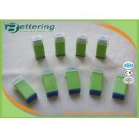 Quality 23G Green Colour Sterile Auto Press Type Safety Blood Lancet Asepsis Blood Sample Collecting Needle for sale