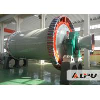 Large Energy Saving Wet Grinding Ball Mill For Copper Ore With Capacity 90-160t/h for sale
