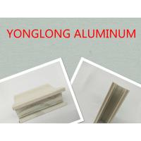 Wholesale Wooden Grain Aluminium Profiles Marble Texture Adhesion Non Toxic / Odor from china suppliers