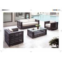 Wholesale hotel Leisure Rattan Sofa set garden sofa set from china suppliers