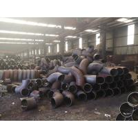 China Stainless Steel Butt Welde Tee ASTM A240 304 304L Material Seamless on sale