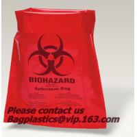 Wholesale Clinical waste bags, Specimen bags, autoclavable bags, sacks, Cytotoxic Waste Bags, biobag from china suppliers