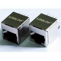 Wholesale LPJD4012DNL , Vertical Entry Rj45 with Magnetic SI-16001-F 10/100Base-T from china suppliers