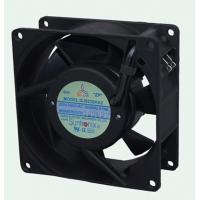 Wholesale 92mm 50HZ / 60HZ Exhaust Industrial Ventilation Fans with Aluminum Frame (9w, 12w or 15w) SJ9238HA2 ROHS from china suppliers