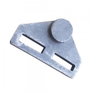 Quality Sand Casting Grey Cast Iron Casting Corner Bracket With High Precision for sale