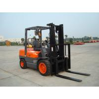 Wholesale Yellow Color 4 Ton Forklift , Warehouse Lift Truck Max Lift Height from china suppliers