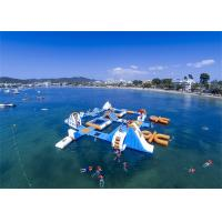Wholesale Professional Huge Inflatable Water Park / Inflatable Sea Water Park For Event from china suppliers