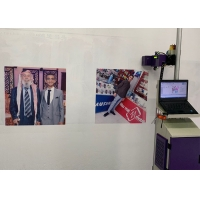 Buy cheap Inkjet Silent Track 12㎡/h Wall Mural Printer 720X2280DPI from wholesalers
