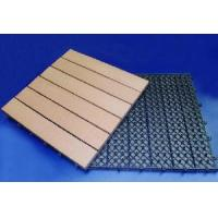 Wholesale DIY Deck Tiles/DIY WPC Decking Tile (450*450mm) from china suppliers