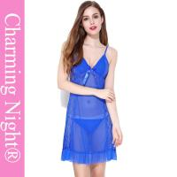 Wholesale Sexy Lace Mature Women Young Girls Sexy Chemise Lingerie Chemise Underwear from china suppliers