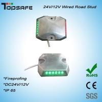 Wholesale 12/24VDC or 110~220VAC Wired Flashing Road Studs from china suppliers