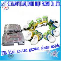 China Hot selling EVA kids garden shoes mold 2014 on sale