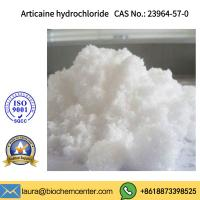 China Local Anesthetic Articaine as Pain Reliever 23964-57-0 Articaine Hydrochloride on sale