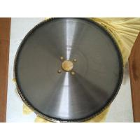 Buy cheap TCT tungsten carbide circular saw blade for cutting stainless steel pipe from Wholesalers