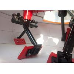 China Glass Refractory Mixer Machine / Pan Mixer Machine AC 380v 50HZ MT100 Type for sale