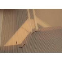 Wholesale Clear Rigid Fluted Polypropylene Sheets For Templating Countertops from china suppliers