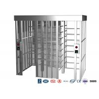 China Double Passage Controlled Access Turnstile Rapid Identification For Stadium on sale
