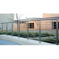Wholesale 304s.s 316s.s Wire Balustrade Fittings/ Steel Railings For Patio from china suppliers