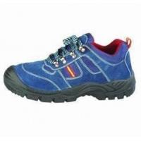 Wholesale PU Injected Leather Safety Shoes from china suppliers