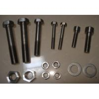 Quality stainless 321 fastener bolt nut washer gasket screw for sale