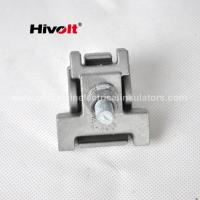 Wholesale Durable Transmission Line Hardware Single Center Bolt Parallel Groove Connector from china suppliers